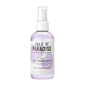 NEW Isle Of Paradise Self Tanning Water 200ml $26